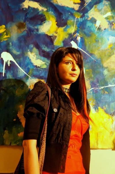 Artist Qinza Najm