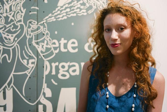 Rox's Gallery Manager Lauren Xandra