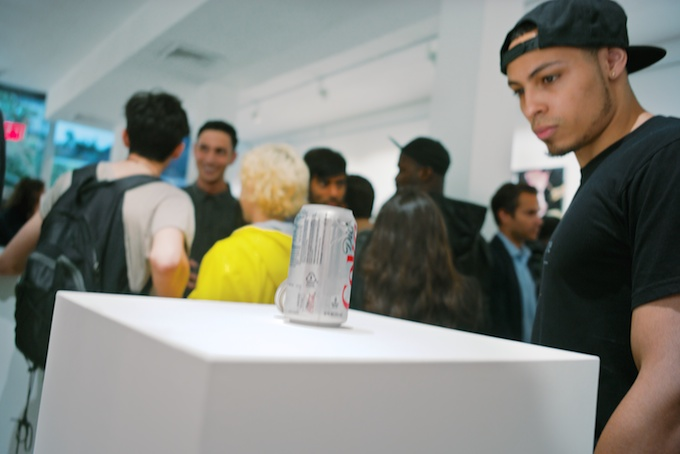 Don't Drink the Soda because it is ART