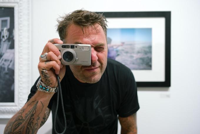 Artist Wyatt Neumann is ready to Shoot Ya Suckah at ROX Gallery