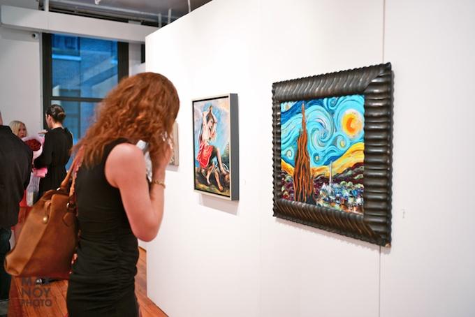 Van Gogh or its Rebooted Edition at Agora Gallery