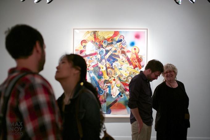 Explosive Art at Von Lintel Gallery