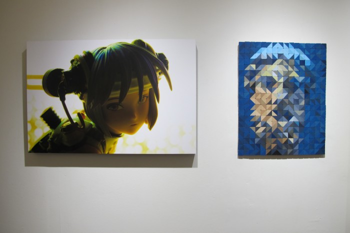 """Brand New Again"" at Con Artist Gallery"