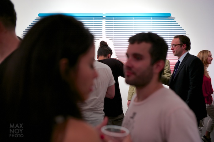 Opening Reception at Judith Charles Gallery