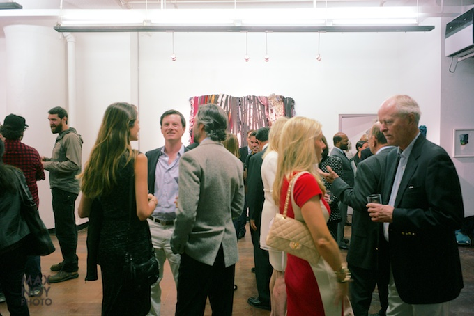 Opening Reception for Vadis Turner at Jack Geary Contemporary