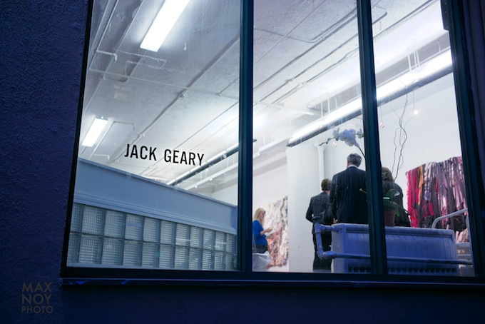 The new space of Jack Geary Contemporary