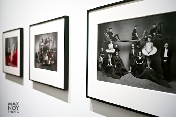 The work of Irving Penn at PACE Gallery on West 25th