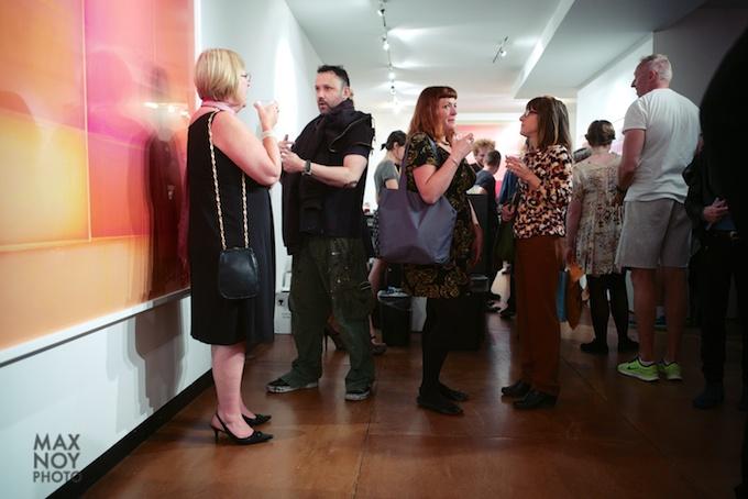 Thrusday Night Art Denizens of Chelsea at Jim Kempner Fine Art
