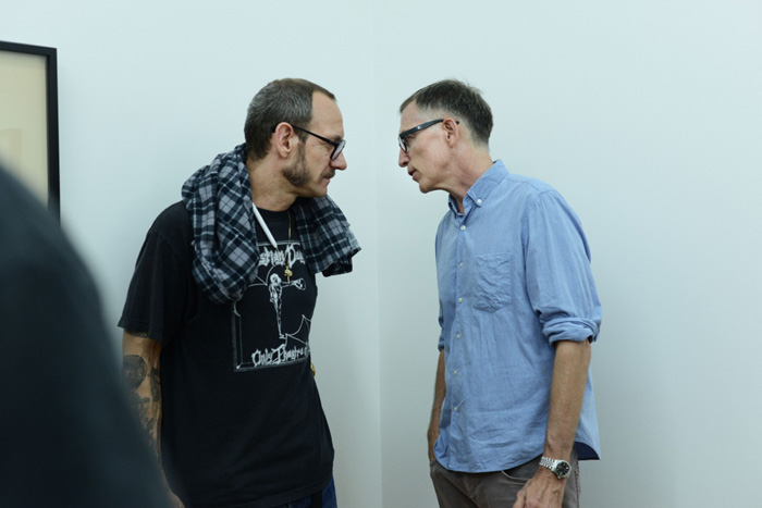Terry Richardson and Richard Kern face to face