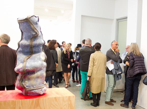 Arlene Shechet Sculpture at Sikkema Jenkins & Co