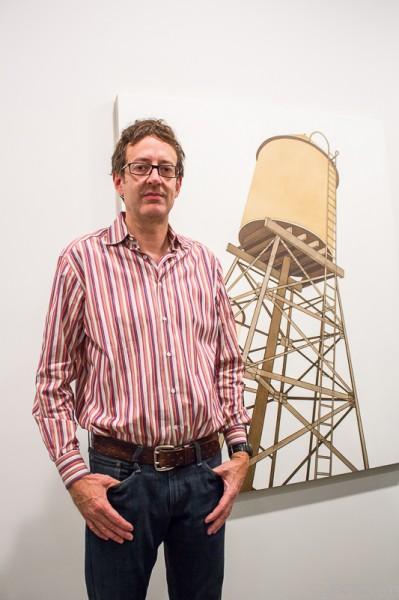Artist William Steiger