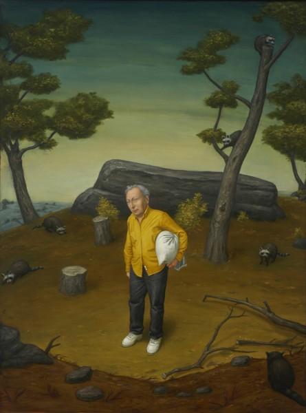 Garrison Night (2004-2011) by Seth Michael Forman