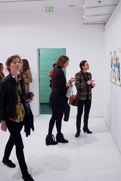 Look and take it all in during Art Night in Chelsea