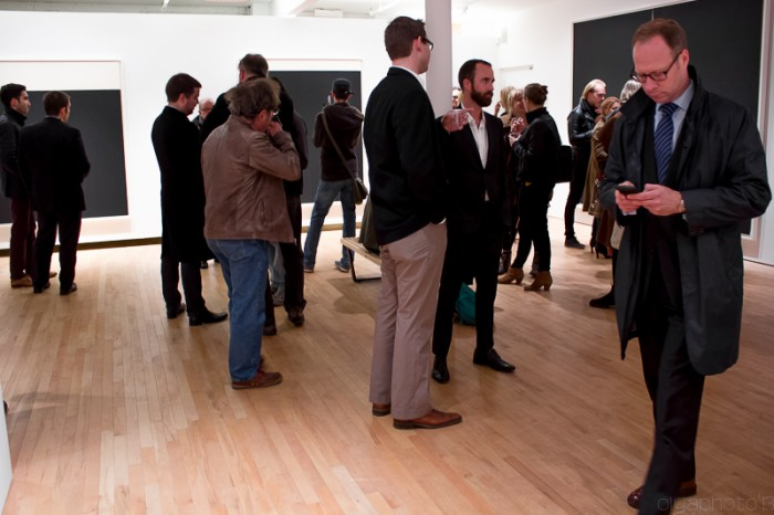 The more grown up art night in Chelsea at Gemini G.E.L. Gallery
