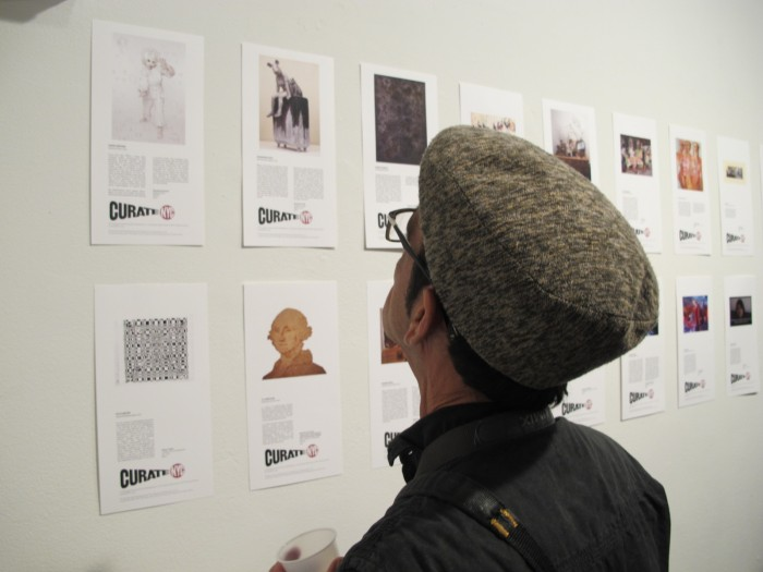 so much to see at the opening