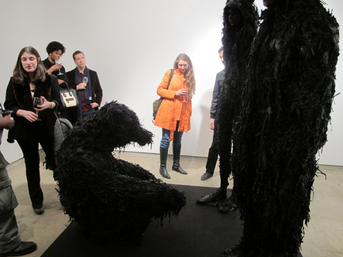 Rapt fascination with the work of Nicola Hicks
