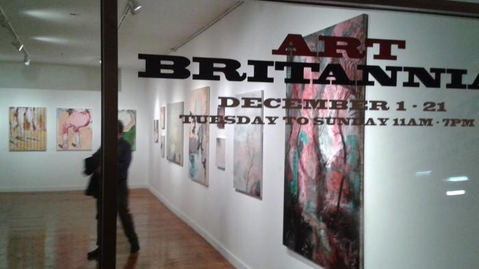 Art Britannia facade