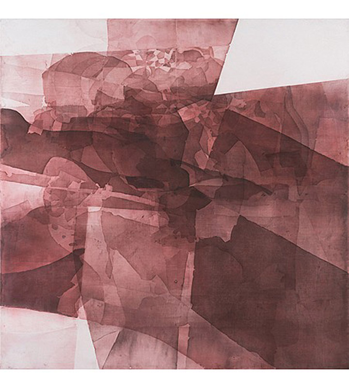 Eric Blum's Foreign Parts showing at Markel Fine Arts from November 14 until December 21st