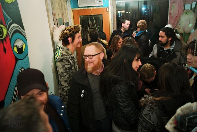 Everyone came to celebrate 2 years of Strange Loop
