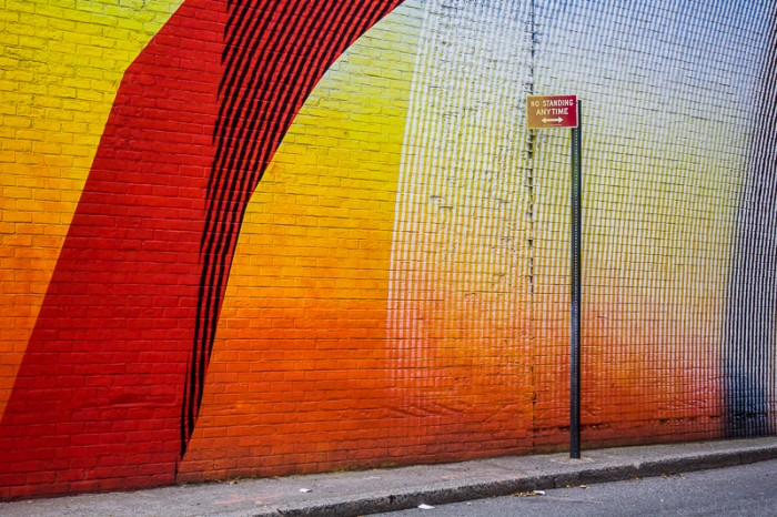 Dumbo Murals