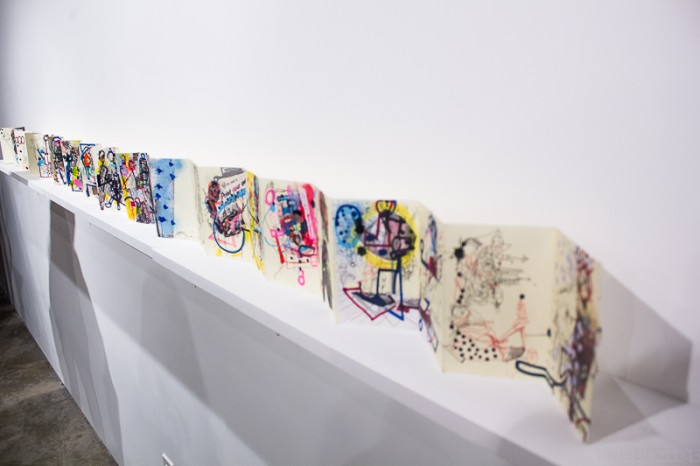 """""""Suddenly, There: Discovery of the Find"""" Group show at Garis & Hahn Gallery"""