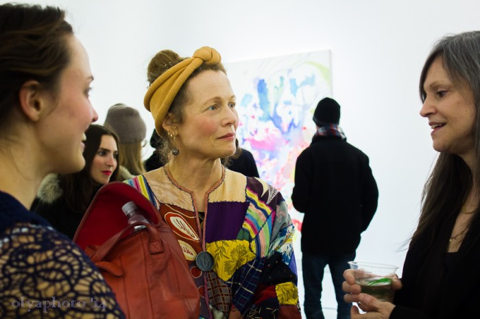 Colorful garb goes toe to toe with ART