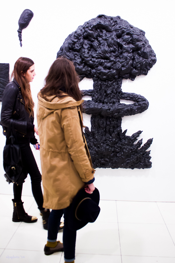 Explosive Art that blows your mind away