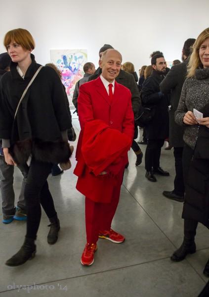 Knight Landesman of Art Forum