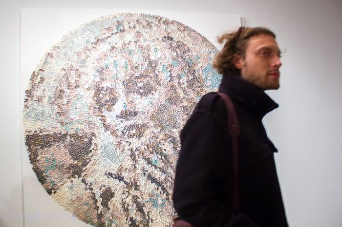 Murat Pulat at Leila Heller Gallery