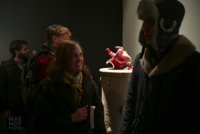 Spotlight on the art of Allison Schulnik