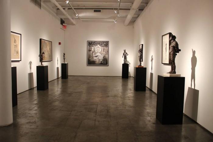 Beth Carter: Dancing with Morpheus at Bertrand Delacroix Gallery