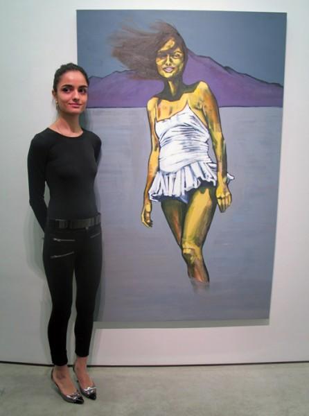 Artist Anna Navasardian