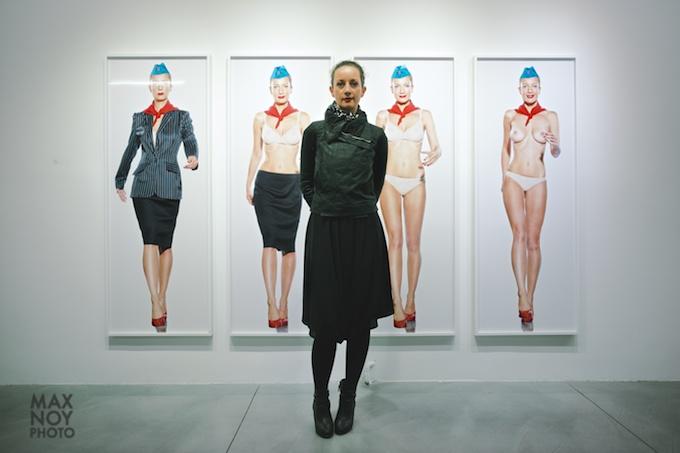 Artist Marta Jovanović