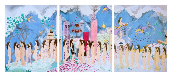 Hiba Schahbaz, My Selves (2012)