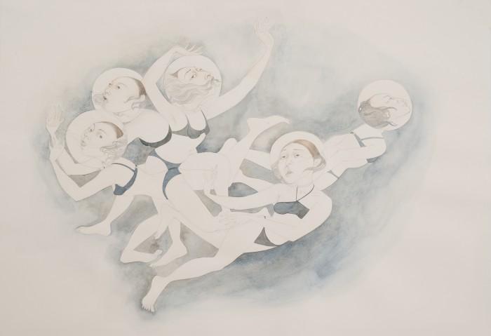 Fay Ku, Waterbubbles (2012)