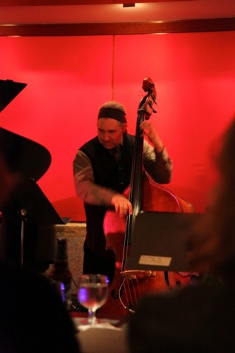 Carlo De Rosa - bass