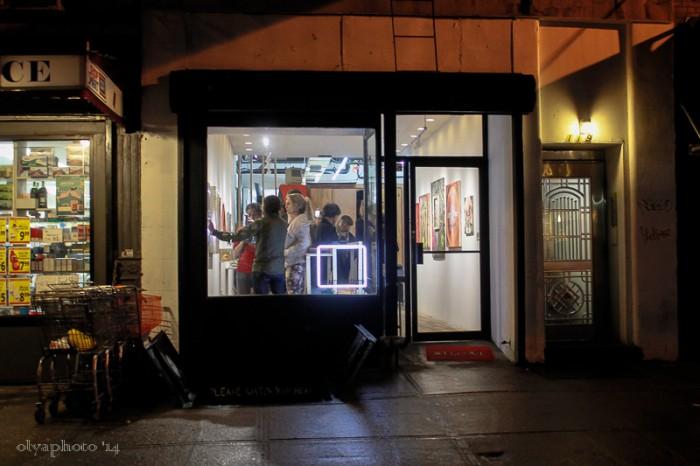 Con Artist on Ludlow Street LES NYC