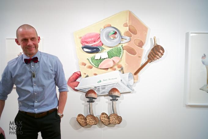 Gallery Poulsen presents Alfred Steiner