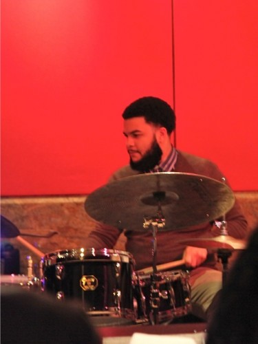 Kush Abadey - drums
