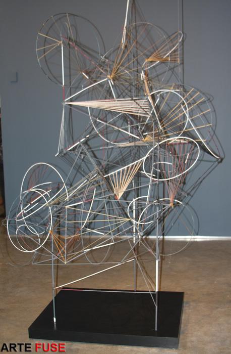 Sculpture by Matthias Bitzer