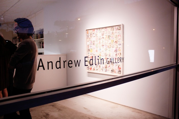 Welcome to Andrew Edlin Gallery