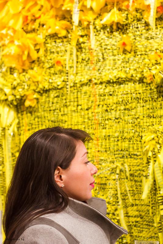 Woven into the ART at CLIO Art Fair