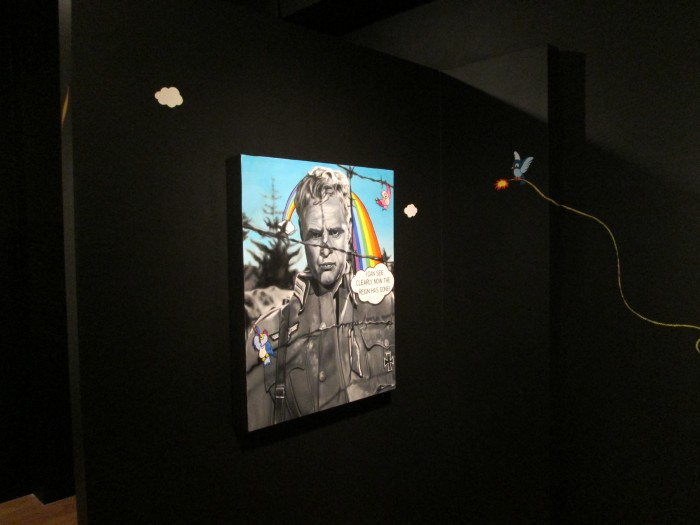 Letters from Home by Jason Bryant at Porter Contemporary