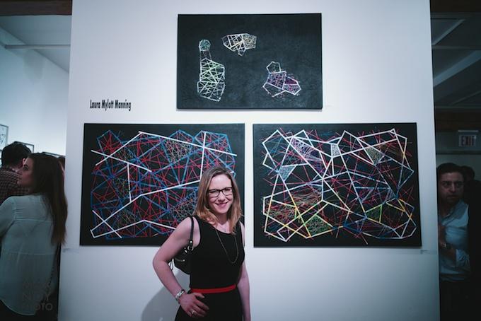 Artist Laura Mylott Manning