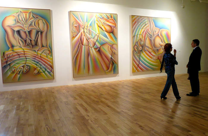 So Important, So Neglected: Judy Chicago at Mana Contemporary in Jersey City
