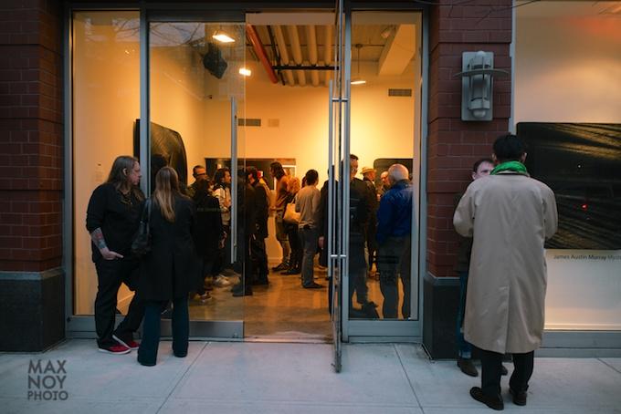 Lyons Wier Gallery Entrance