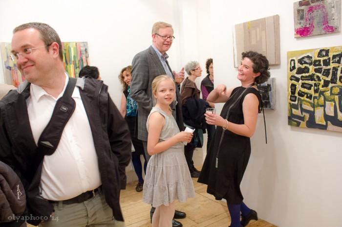 Molly Herman: Lingua Franca at The Painting Center