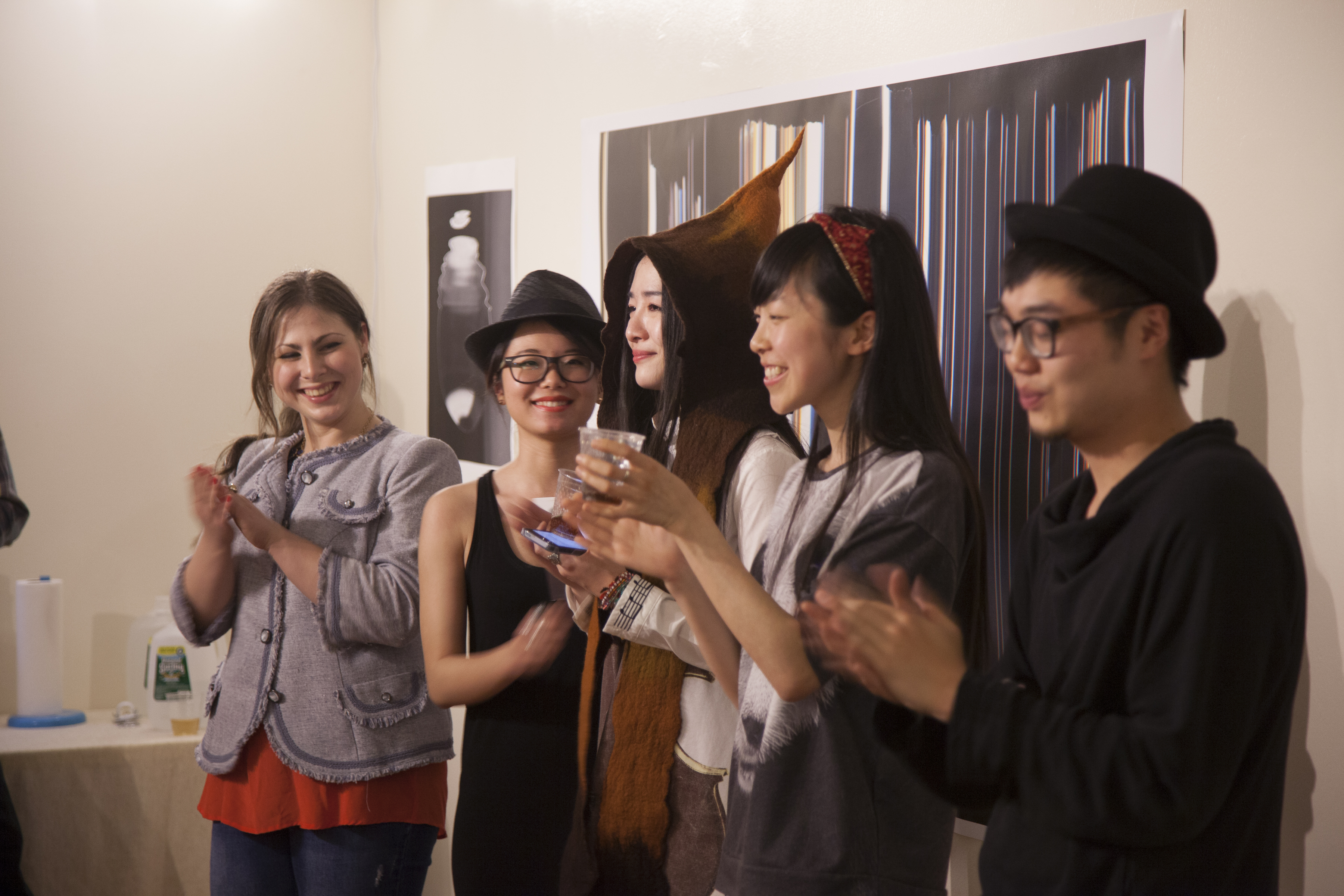 Nikaveron, Chen, Su, Xing, Jin