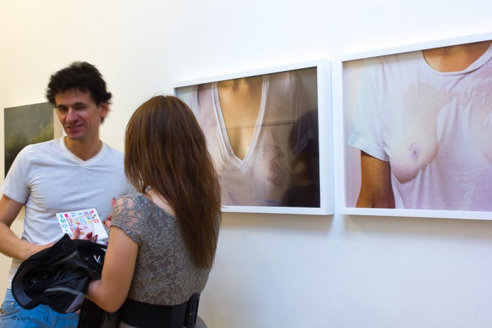 Artist Maria Raquel Cochez's photographs