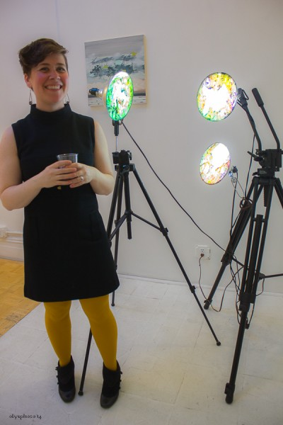 Artist, Michelle Hagewood
